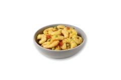Gambas au Curry Doux